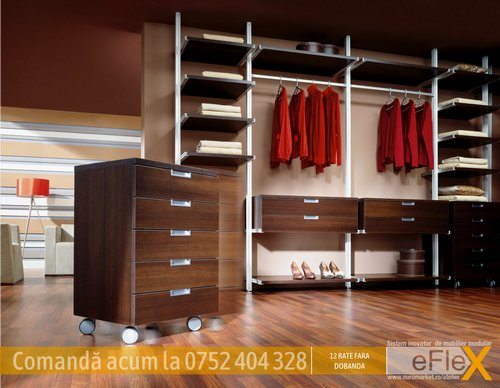 Mobilier modular eFlex Iasi - Atelier EMS