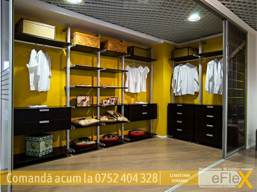 Dressing personalizat modern eFlex Iasi - Atelier EMS