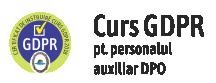 Curs GDPR pentru avizarea si informarea pesoanelor care intra in contact cu DATELE cu caracter personal